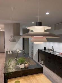 【松本市新築モデルハウス】美しい世界の名作照明たち