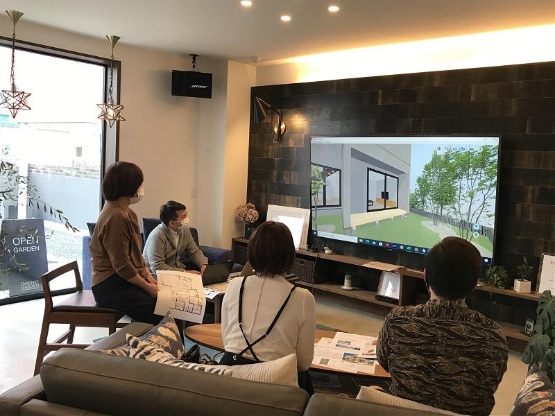 【 松本市・新築お打合せ 】5種類から選べる「カラースキーム」