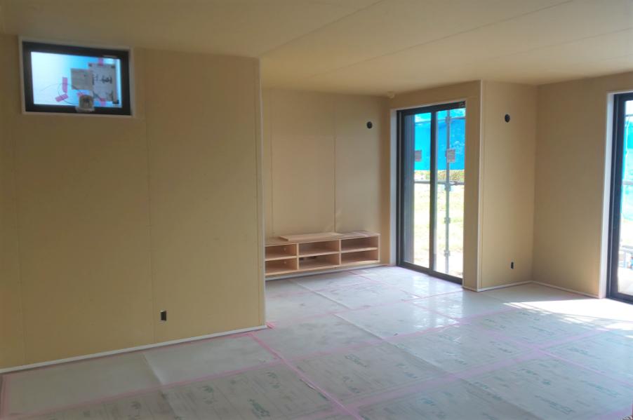 【現場レポート】松本市◆新築工事◆内田